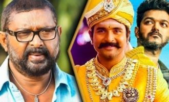 Vijay & Sivakarthikeyan's Success Market in Kerala : Actor Lal Explains