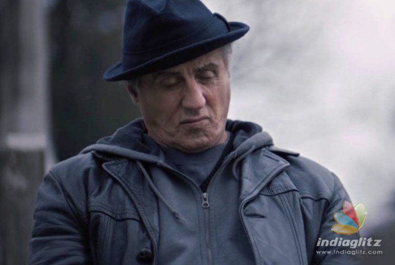 Sylvester Stallone says goodbye to his most iconic character