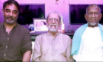 Ilayaraja and Latha Rajnikanth grace Kamal Haasan's special celebration!