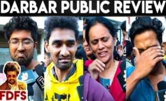 Public Honest Review On Darbar FDFS