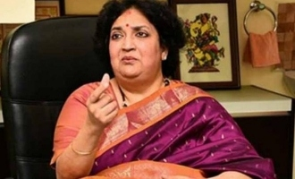 High Court's strong orders to Latha Rajinikanth