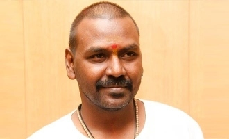 Lawrence donates 25 lakhs for Sanitation workers!