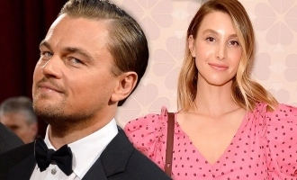 Reality TV Star reveals refusing one night stand with Leonardo Di Caprio!