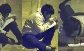 தெரு விளக்கில் படித்த சிறுவனுக்கு அடித்த அதிர்ஷ்டம்: இணையத்தில் கலக்கும் வீடியோ!