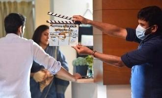 Lingusamy and Ram Pothineni film starts shooting