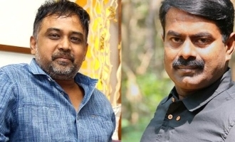 K Bhagyaraj decision about Seeman and Lingusamy story issue