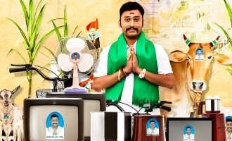 RJ Balaji's LKG rights sold!
