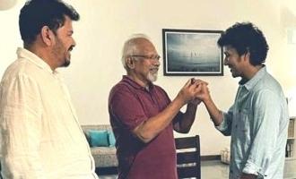 Top Kollywood directors unite to celebrate Lokesh Kanagaraj birthday - photos rock internet!