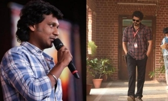 Lokesh Kanagaraj's strong statement regarding 'Master' release
