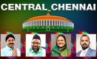 Lok Sabha elections: Central Chennai star constituency analysis!