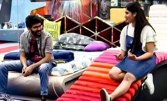 Biggboss Tamil season 3 Kavin losliya conversation about their relationship