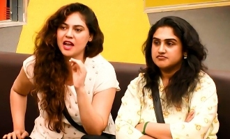 Biggboss Tamil season 3 Vanitha and Sherin clashed with Losliya