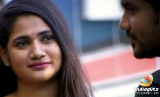 Love in the Eyes! Kavin and Losliya reunite in 'Bigg Boss 3' house