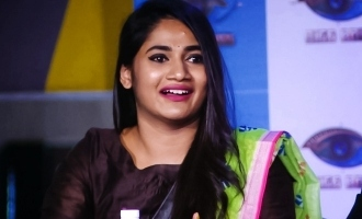 Losliya's first message to fans after Bigg Boss