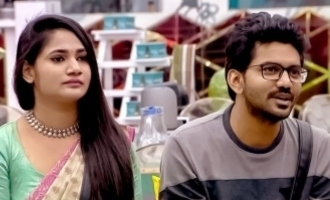 Losliya Kavin love story fake BIgg Boss 3 Srilankan friends confirm