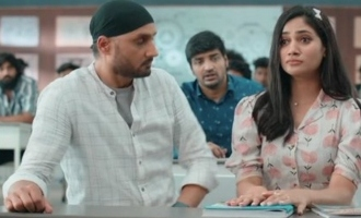 Harbhajan Singh-Losliya's 'Friendship' trailer is racy and loaded with mass elements