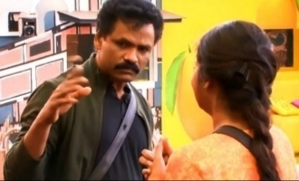 Losliya's dad Mariyanesan in a dead state video circulates on the internet