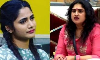 Vanitha Vijayakumar updates about Losliya's current state after her father's death