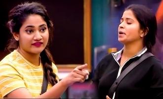 Biggboss Tamil season 3 losliya angry with Madhumitha