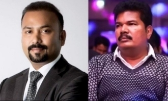 Lyca Production takes further steps to stop Shankar apart from court case