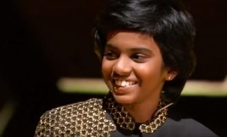 உலகை வியக்க வைத்த இசை: 12 வயது சென்னை சிறுவரின் சாதனை