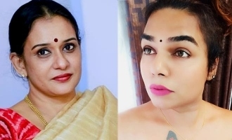Actress takes legal action against her son misbehaving with transgender makeup artiste