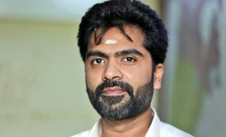 Surprising update from Silambarasan! - fans excited