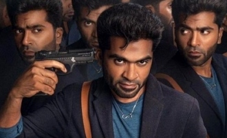 Is Simbu playing dual roles in 'Maanaadu'?