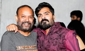 Top hero denies acting in Simbu's Maanadu!