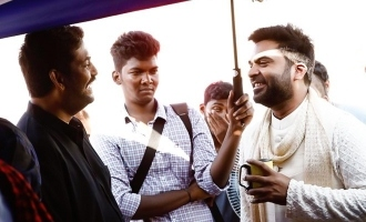 Simbu's producer clarifies rumours and makes request!