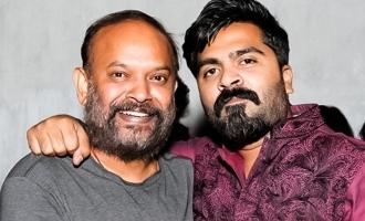 Yuvanshankar raja confirm the music director of Maanadu