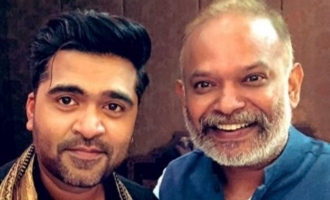 Simbu and Venkat Prabhu lock date for Maanaadu!