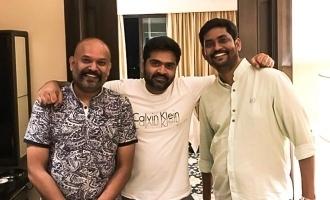 Simbu and Venkat Prabhu target a special festive release!