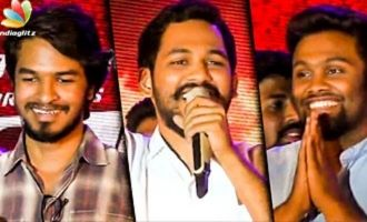 Maanavan : Hip Hop Tamizha Aadhi's Sensational Speech