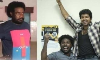 Popular comedy actor Maaran of 'Ghilli' and 'Thalainagaram' fame passes away