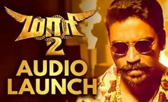 MAARI 2 Surprise Audio Launch : Balaji Mohan Reveals
