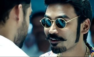 "Maari 2 trailer: ""If you are bad, I'm your dad"""