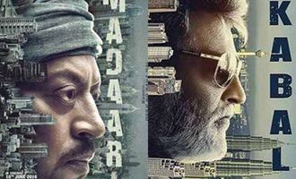 Is this 'Kabali' poster copied from Bollywood film?- Official clarification