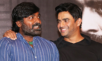 Our friendship started & ended with smoking : Madhavan on Vijay Sethupathi