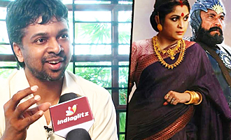 I completed my Bahubali Degree in 5 years : Madhan Karky