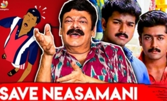 Vijay and Suriya should save Neasamani - Madhan Bob interview