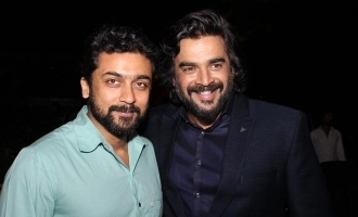 Madhavan showers praises on Suriya and Soorarai Pottru!