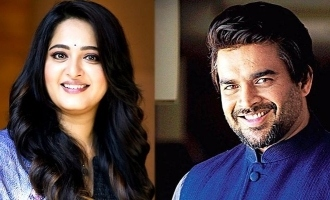 Madhavan-Anushka's new move officially announced