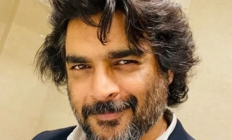 Madhavan reveals his 12th standard marks percentage as inspiration for students