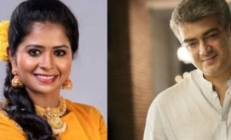 Actress Madhumitha does it for Thala Ajith fans