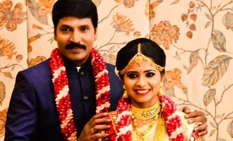 Jangiri Madhumitha gets married!