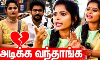 Who is the reason for Kavin-Losliya breakup - Madhumitha interview