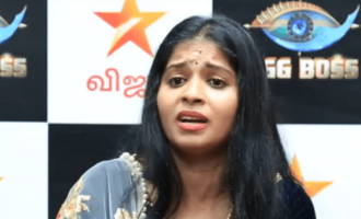 Bigg Boss 3 Madhumitha opens up for the first time!