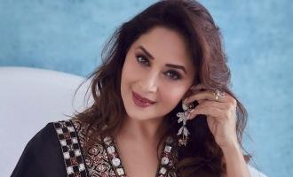 Madhuri Dixit latest photoshoot - Hush she is just 54!