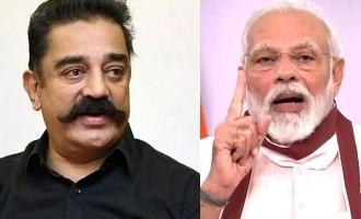 Madhuvandhi troll kamal who write letter to Modi